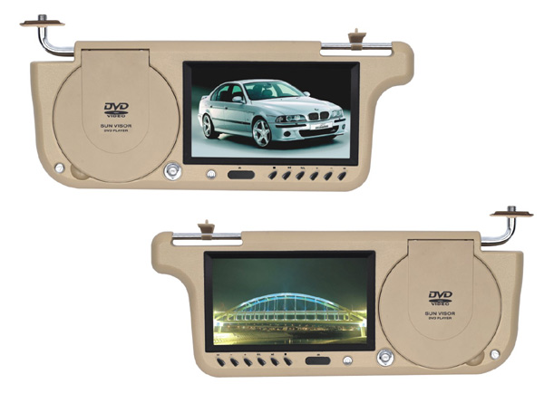 Car_Sunvisor_TFT_LCD_Monitor_with_DVD_Player